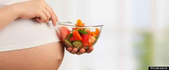Los alimentos que debes consumir durante el embarazo [Nutrición]