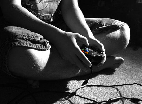 Efectos secundarios en los niños adictos a los videojuegos