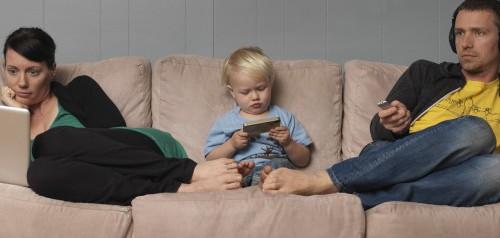 8 errores que cometen los padres con sus niños en edad preescolar