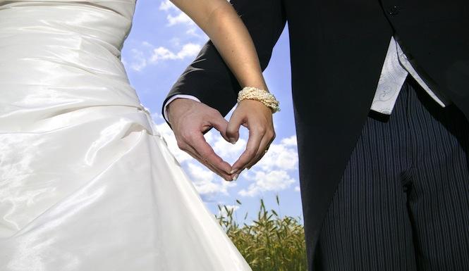 El matrimonio reduce el riesgo de sufrir un ataque al corazón