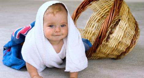 12 Actividades para bebés desde 0 hasta 12 meses de edad