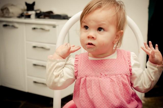 Lenguaje de señas en bebés
