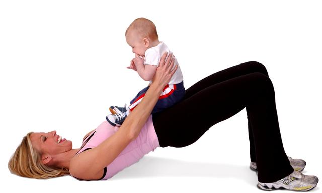 Rutina de ejercicios Postparto y consejos para mantenerte saludable