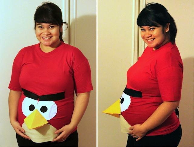 Top 10 disfraces de Halloween para mujeres embarazadas