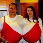 Disfraz de Embarazo: En pareja