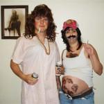"Disfraz de Embarazo: Panza ""Chelera"""