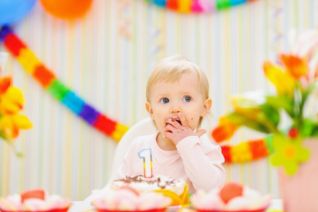 Como organizar la primera fiesta de cumpleaños de tu bebé [Tips]