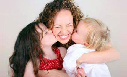 Consejos para ser una mamá feliz